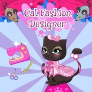 Cat Fashion Designer